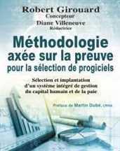 Méthodologie axée sur la preuve pour la sélection de progiciels