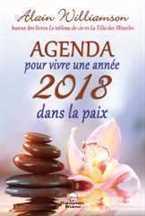 Agenda pour vivre une année 2018 dans la paix